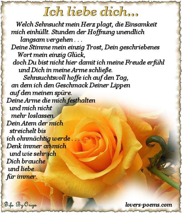 Pin on Gedichte & Sprüche / Poems & Proverbs