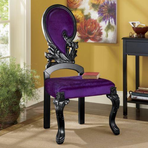 Purple Swirl Chair From Seventh Avenue Beautiful Furniture Dream Decor Furniture