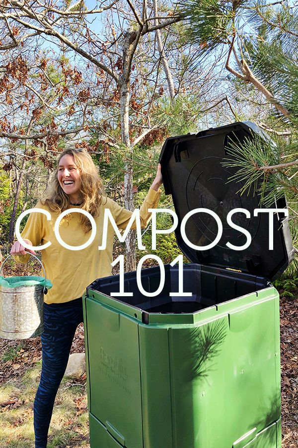 How to Compost at Home: The Best Indoor Bins and Outdoor ...