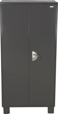 7f810c817 Godrej Interio Storwel M2 Metal Almirah(Finish Color - Graphite Grey ...