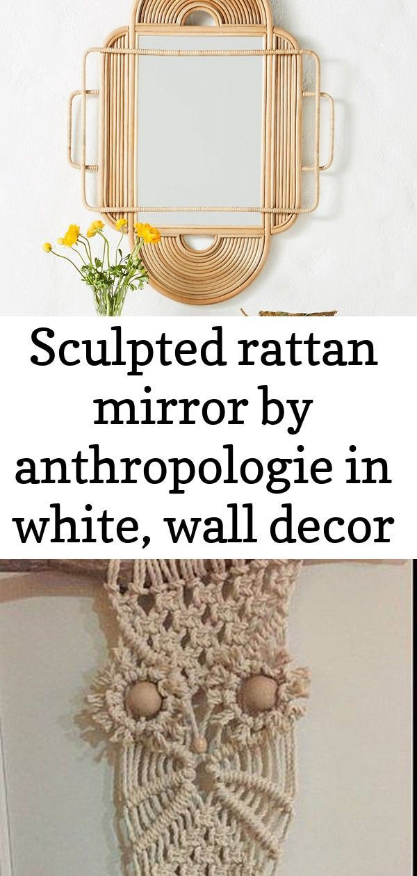 Sculpted rattan mirror by anthropologie in white, wall decor 6 #diyyarnholder Sculpted Rattan Mirror by Anthropologie in White, Wall Decor jackinjump added a photo of their purchase Whistles Spring 2020 Ready-to-Wear Collection - Vogue Gypsy Earrings Tutorial DIY Pattern Instructions Micro Macrame | Etsy Macrame bow holder | Girl's bow holder DIY # Macramé #Feer, #Super #Easy #und #Fantastic #as #Decoration You can make your own DIY yarn wall decor which is super easy and inexpensive. This wall #diyyarnholder