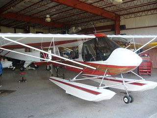 Challeger Ultralight With Floats Light Sport Aircraft Kit Planes Airplane