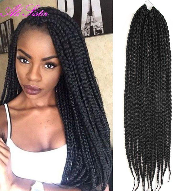 Find More Bulk Hair Information About Wholesale Soft Box Braids Hair