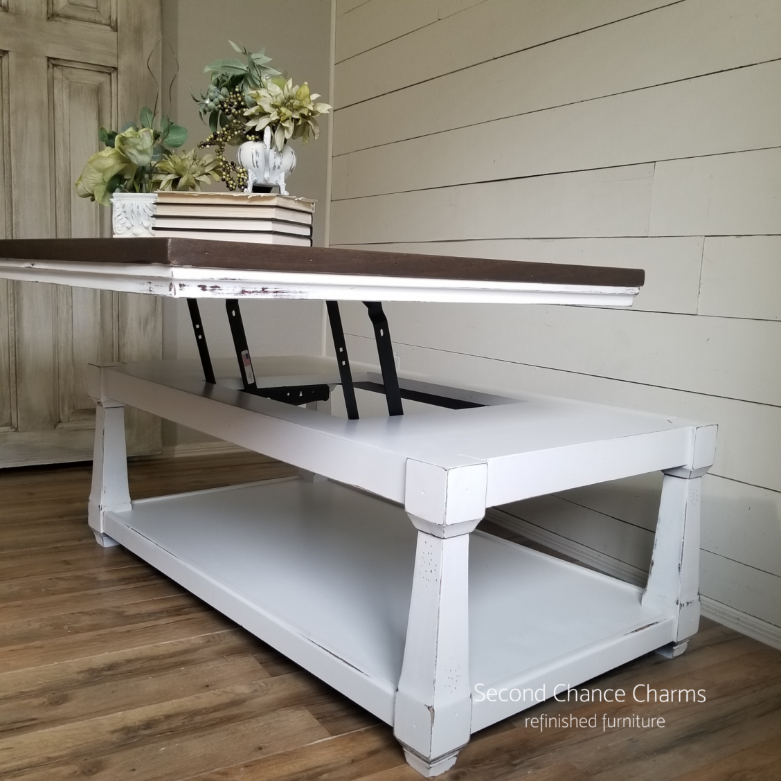 Lift Top Coffee Table Painted Furniture Colors Furniture Redo Furniture [ 1128 x 1128 Pixel ]