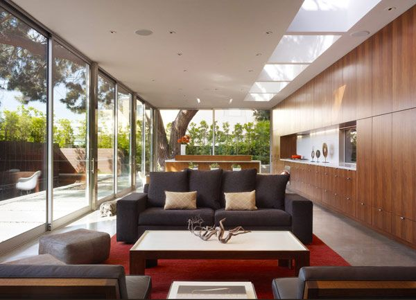 Walnut Residence by Modal Design