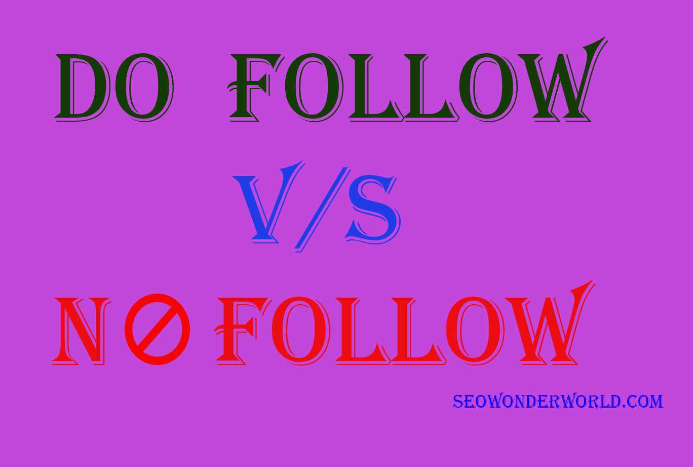 Confused about do follow and no follow link? This post will answer all your question and gives you tips on how to achieve it without being penalized.