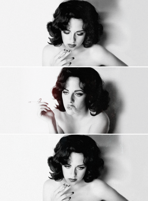 """Kristenmakestattoos I Really Like The Muted Colors: """"If I Don't Look Elated In A Paparazzi Photo, People Say"""