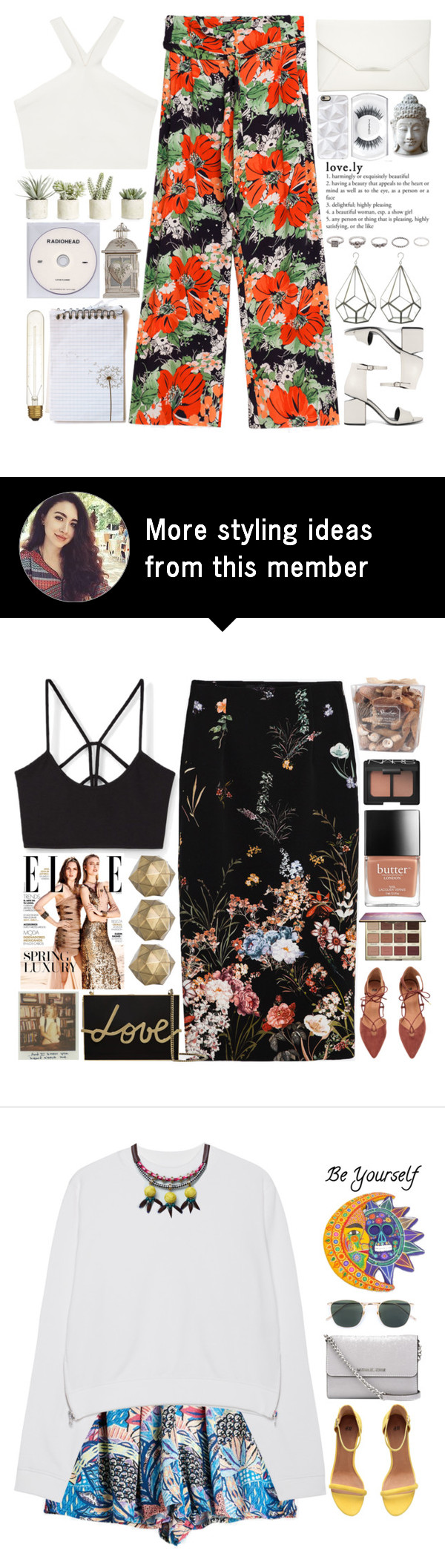 """love.ly"" by doga1 on Polyvore featuring BCBGMAXAZRIA, Style & Co., Allstate Floral, Alexander Wang, KEEP ME, BKE, Casetify, MAC Cosmetics, NOVICA and CB2"