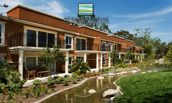 27 Seventy Five Luxury Apartments In Costa Mesa