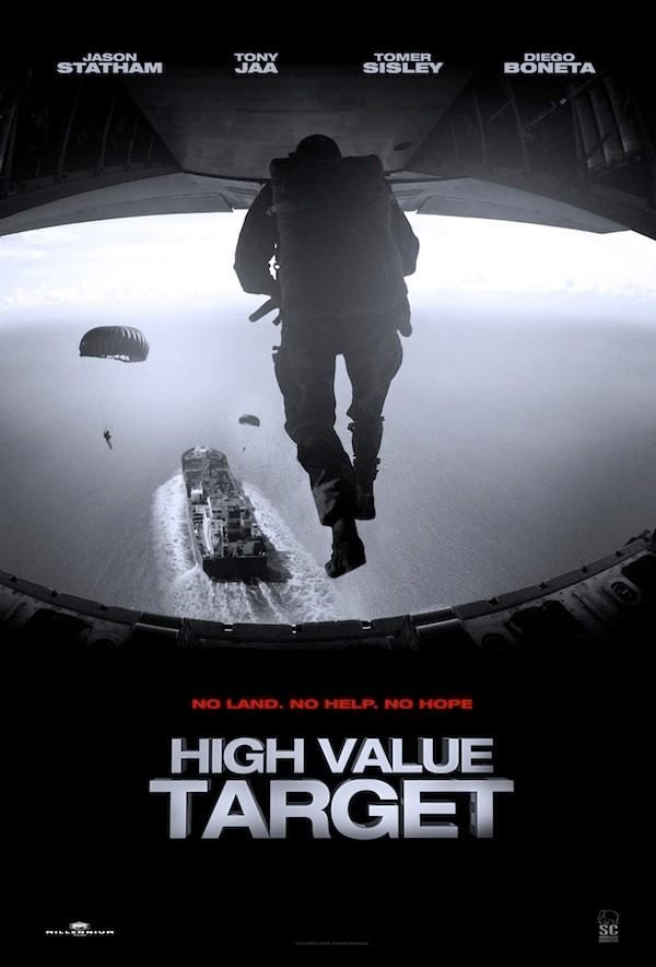 Jason Statham Tony Jaa Teams Up In Somali Pirate Action Thriller High Value Target M A A C Tony Jaa Jason Statham Instagram Movie