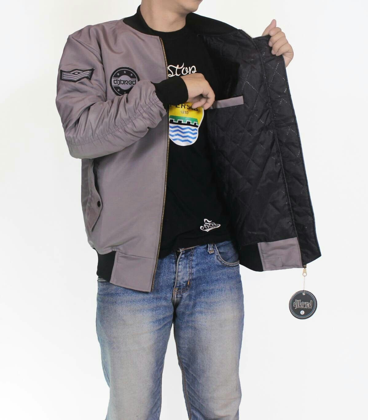 Sweater Hoodie Distro Pria Wanita Model Keren Harga Murah