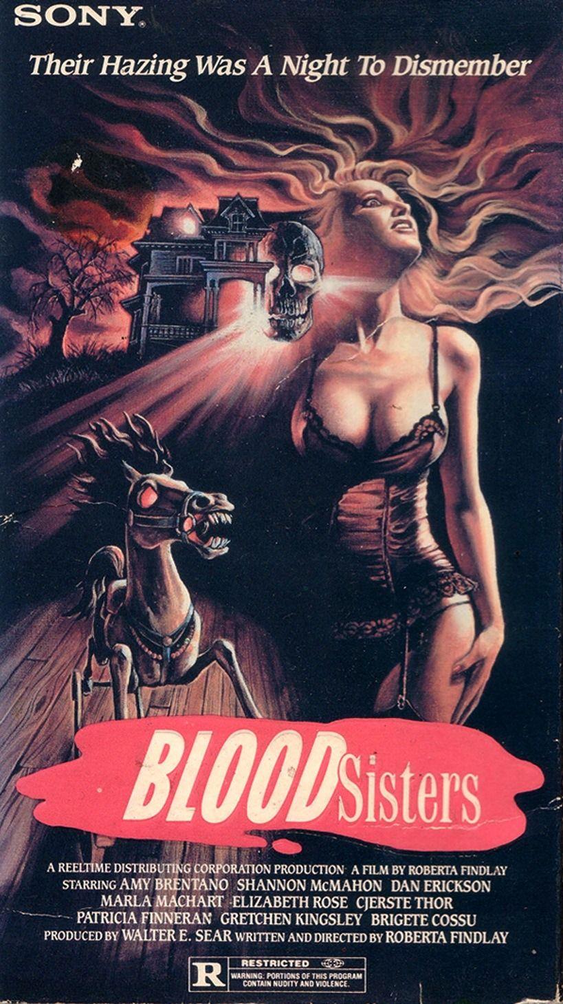 """"""" BLOOD SISTERS (1987)"""""""