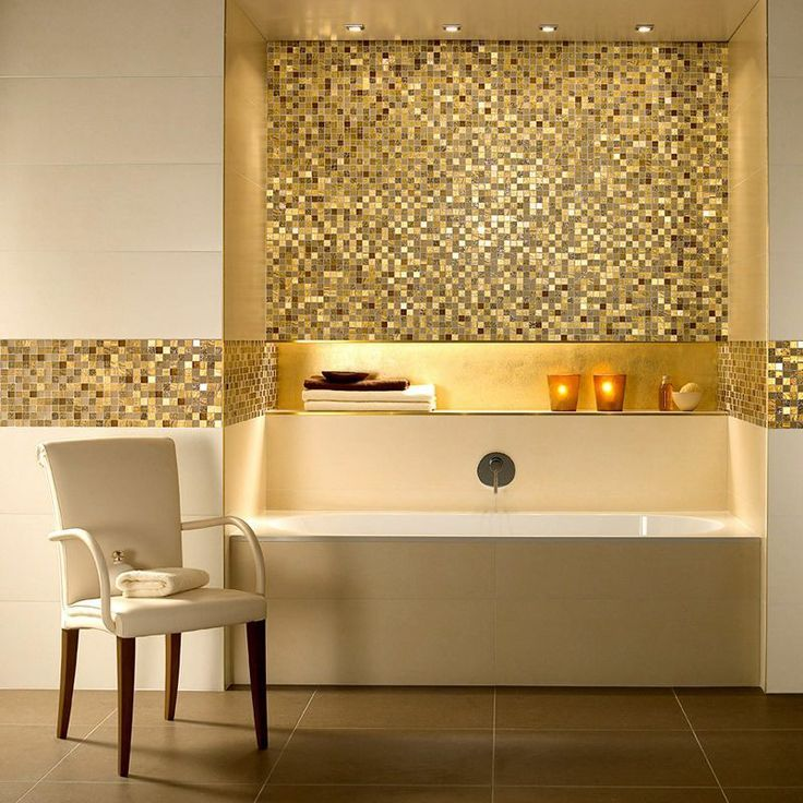 Mosaic Bathroom Designs 30 Bathroom Mosaic Tile Design Ideas  Nena Pedras  Pinterest