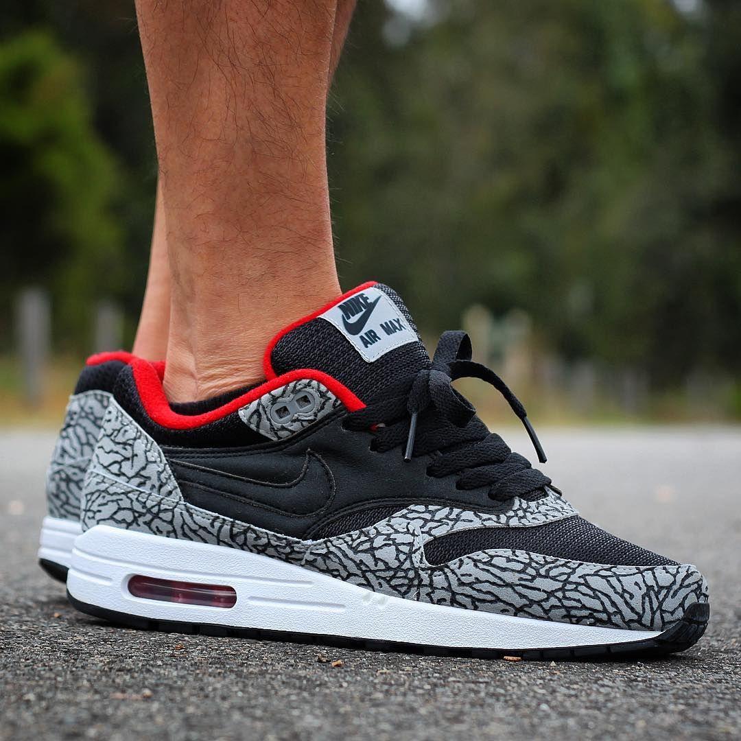 Nike Air Max Flyknit Highsnobiety Instagram