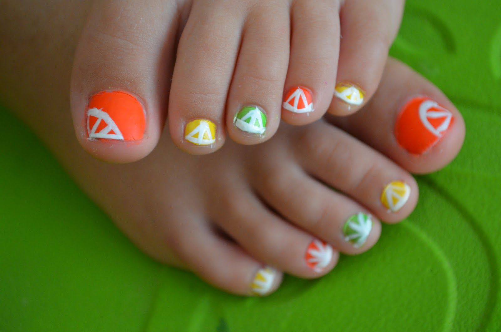 Nail Art Designs Simple Ideas Toe | Nails VI | Pinterest | Toe nail ...
