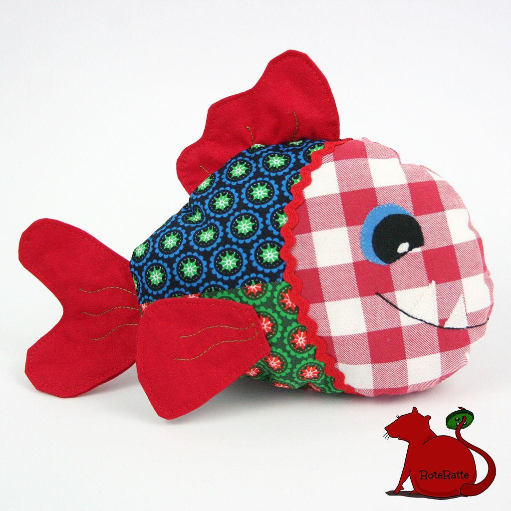 Schnittmuster Fisch \