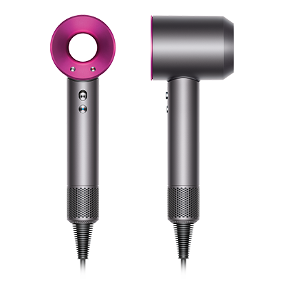 Dyson Supersonic Iron Fuchsia Omg I Would Love To Have One Of These Pricey Dyson Hair Dryer Hair Dryer Brands Hair Dryer