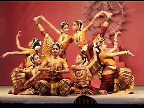 fc273422c39bf Bharatanatyam performance by children- 2nd B.C Classical Indian ...