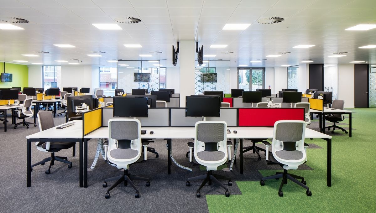 Office Tour Plan Insurance Offices Redhill With Images