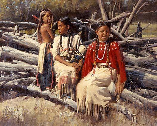 Lakota Young ~ Rick McCollum