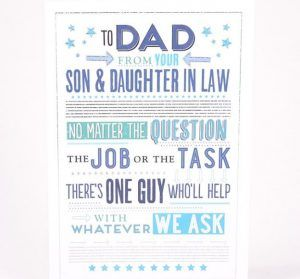 speech on fathers love