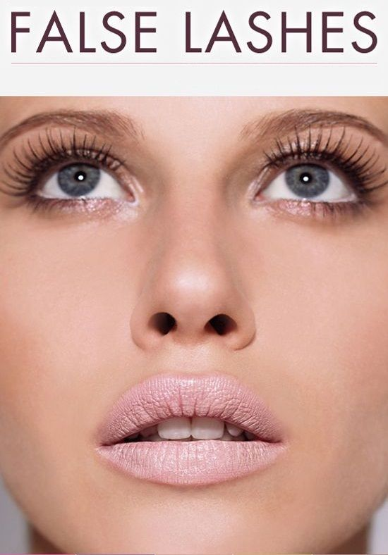 How To Apply False Eyelashes? - Stepwise Tutorial and Tips ...