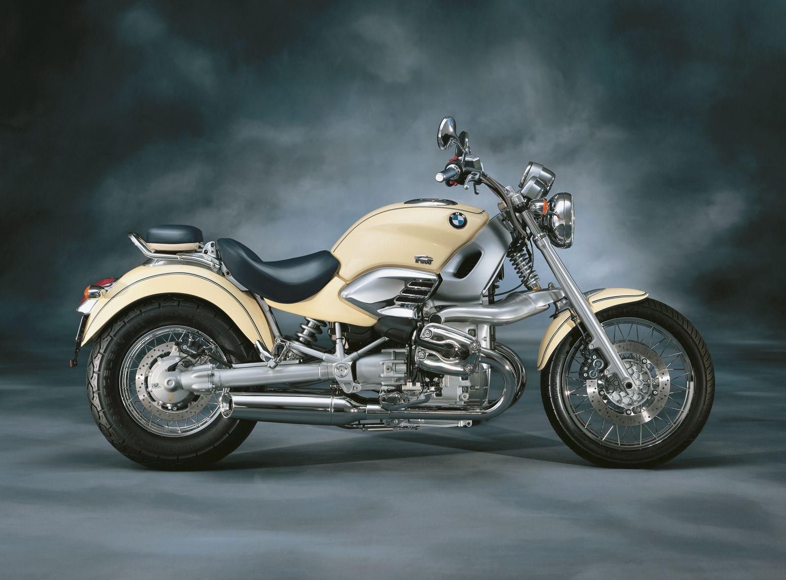 BMW R1200C cruiser - My ultimate open road bike