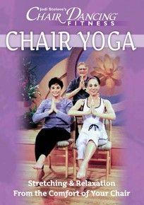 Chair Dancing® Fitness präsentiert Chair Yoga  #chair #dancing #fitness #prasentiert