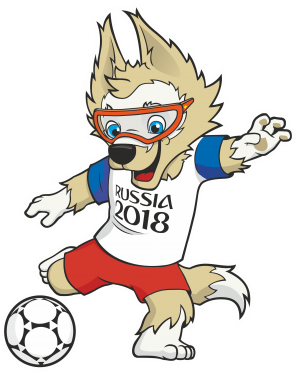 2018 Fifa World Cup Logo Mascot Zabivaka Logo Fifa Com Vector Eps Free Download Logo Icons Clipart World Cup Logo Fifa World Cup