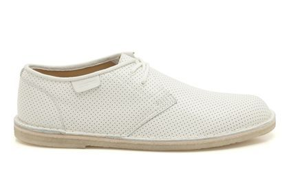 Mens Originals Shoes - Jink in White Combi from Clarks shoes