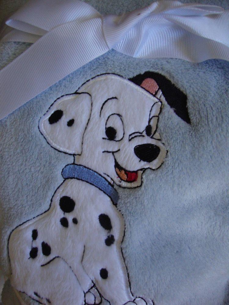 Disney Kidsline 101 Dalmatians Fleece Baby Blanket New Fleece Baby Blankets Disney Baby Nurseries Baby Disney