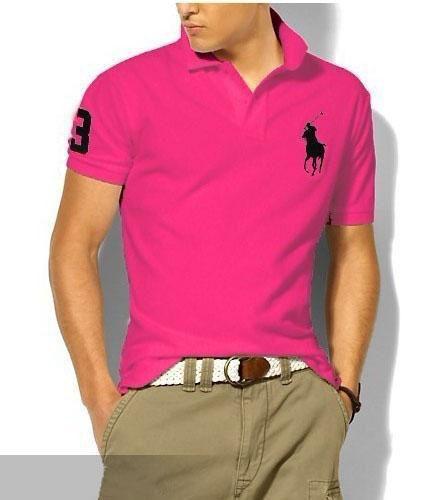 ralph lauren outlet online uk Ralph Lauren Men\u0027s Classic Slim-Fit Big Pony  Short Sleeve
