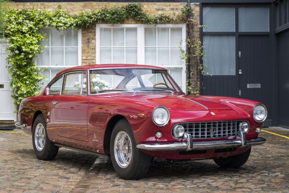 This 1962 Ferrari 250 GTE 2+2 Will Make You Weak at the Knees ...