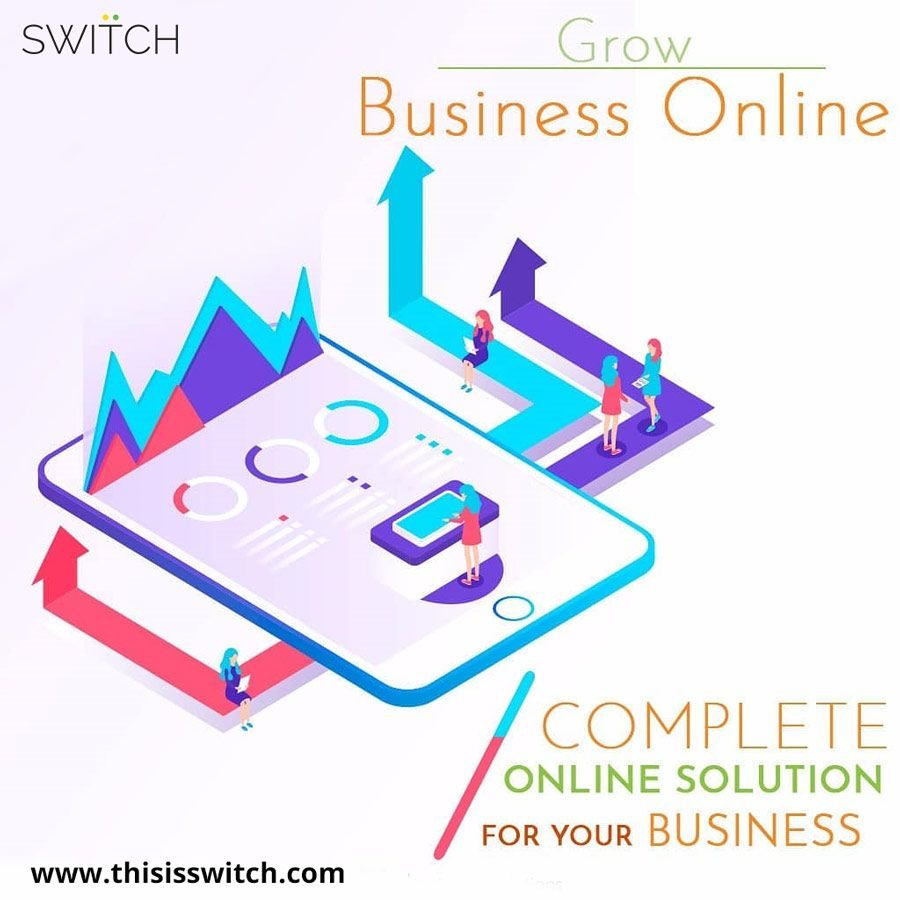 Grow Your Business Online And Get The Complete Services