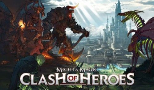 Might & Magic Clash of Heroes APK Game + OBB   android games