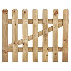 Resultado de imagen para rejas de madera para jardin - Rejas para jardin ...