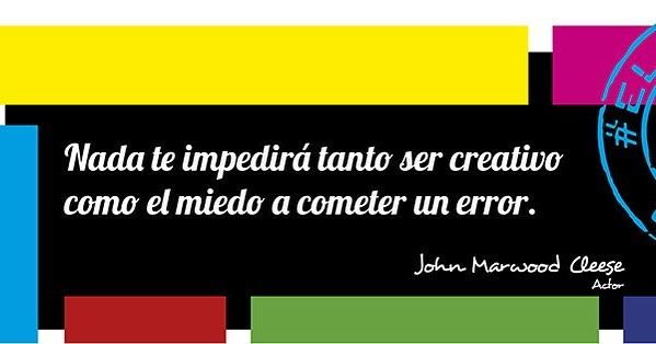 #frasedeldia #johncleese #creativo #elgatoladrando #elgatoqueladra