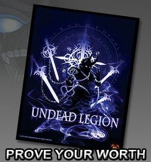 The Undead Legion Poster | AQW | Film music books, Shopping