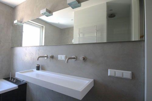 Badkamer badkamer kraan badkamer kraan in de muur verwerken
