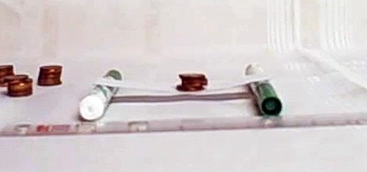 How To Build A Simple Paper Bridge As Science Experiment