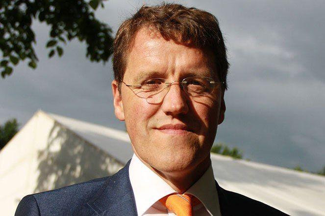 Druk en sportief weekend burgemeester Eric van Oosterhout