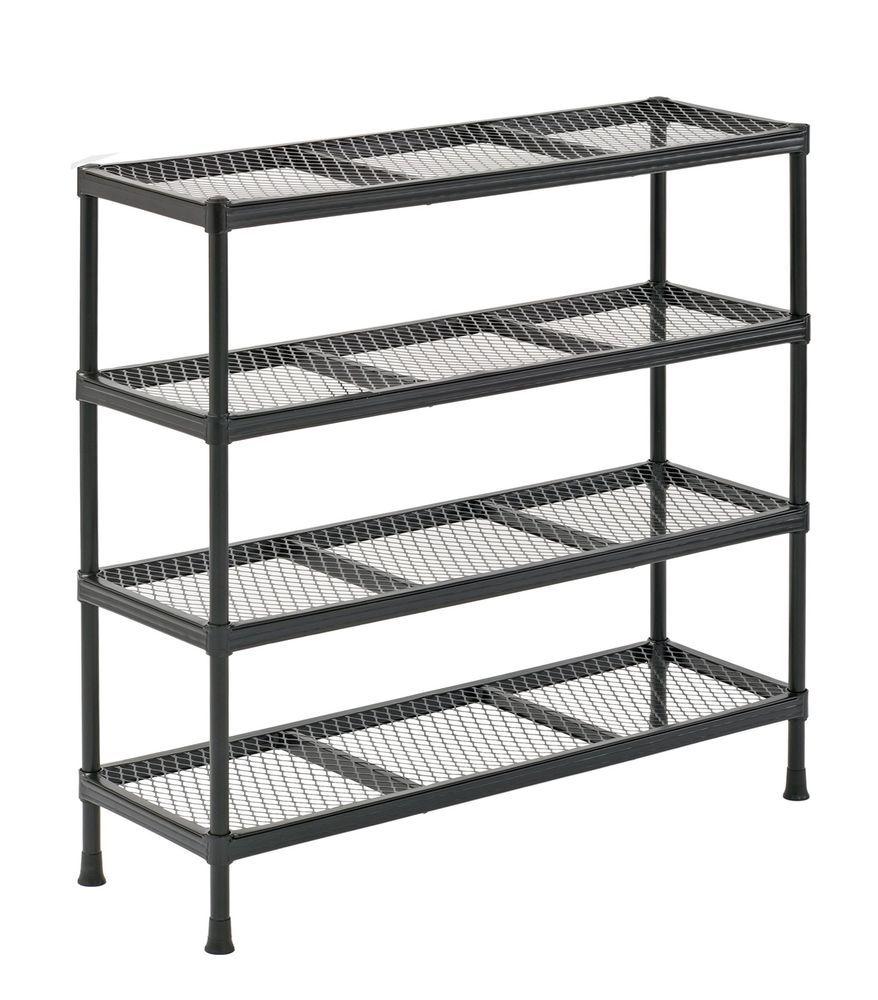 Kitchen shelving units  Metal Shelving Unit  Shelves Storage Rack Garage Home Office