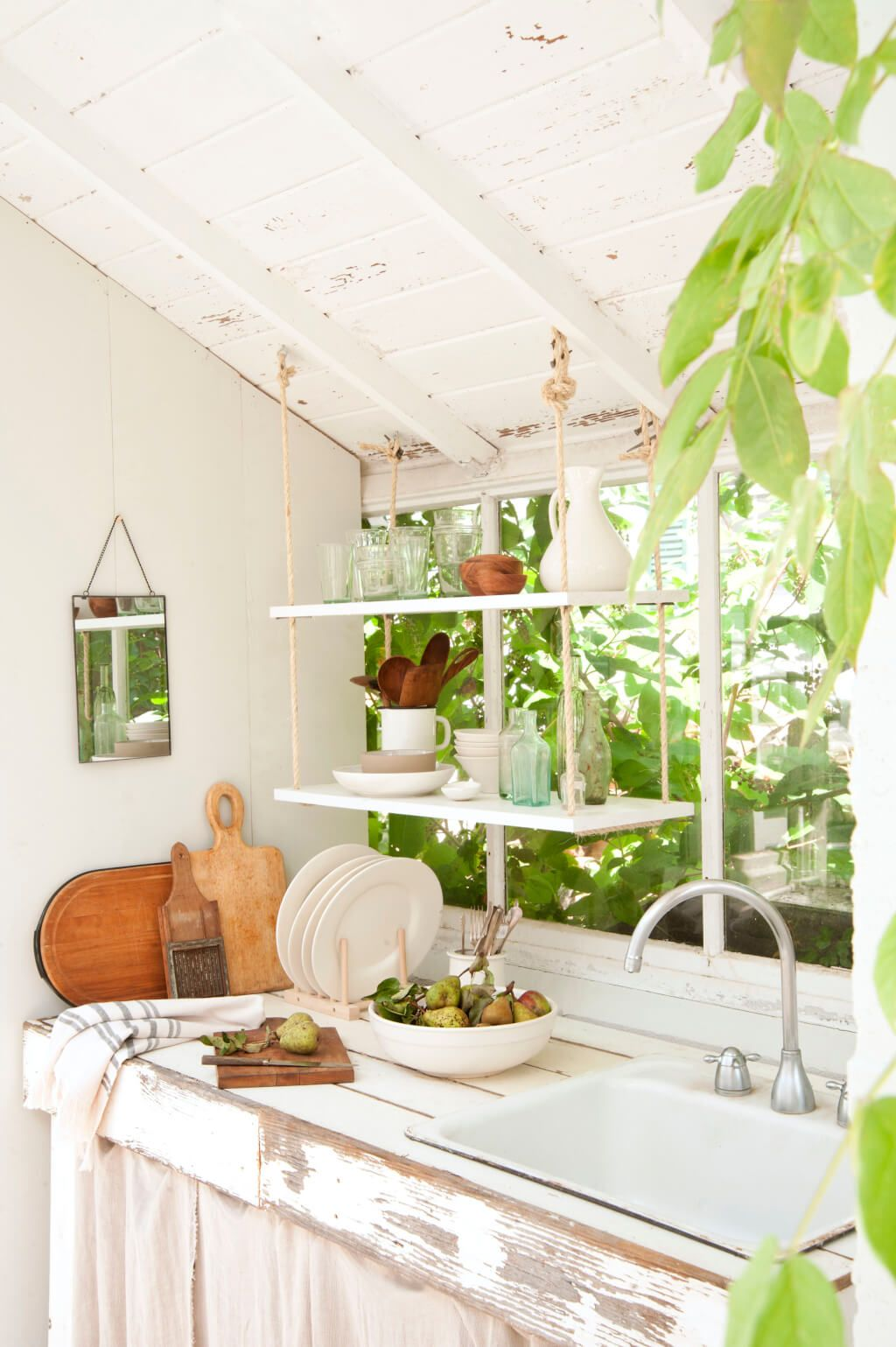 A Greenhouse Makeover with \'The Frame\' | Pinterest | Kitchens ...