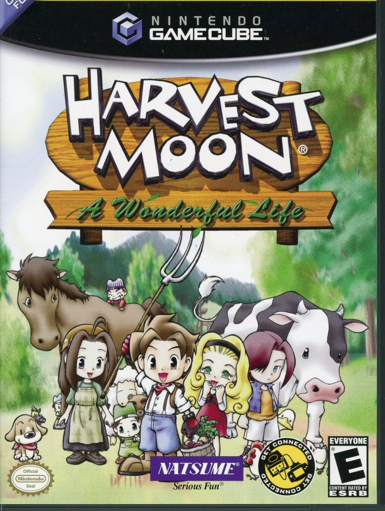 Stardew Valley-induced nostalgia: Harvest Moon as I remember