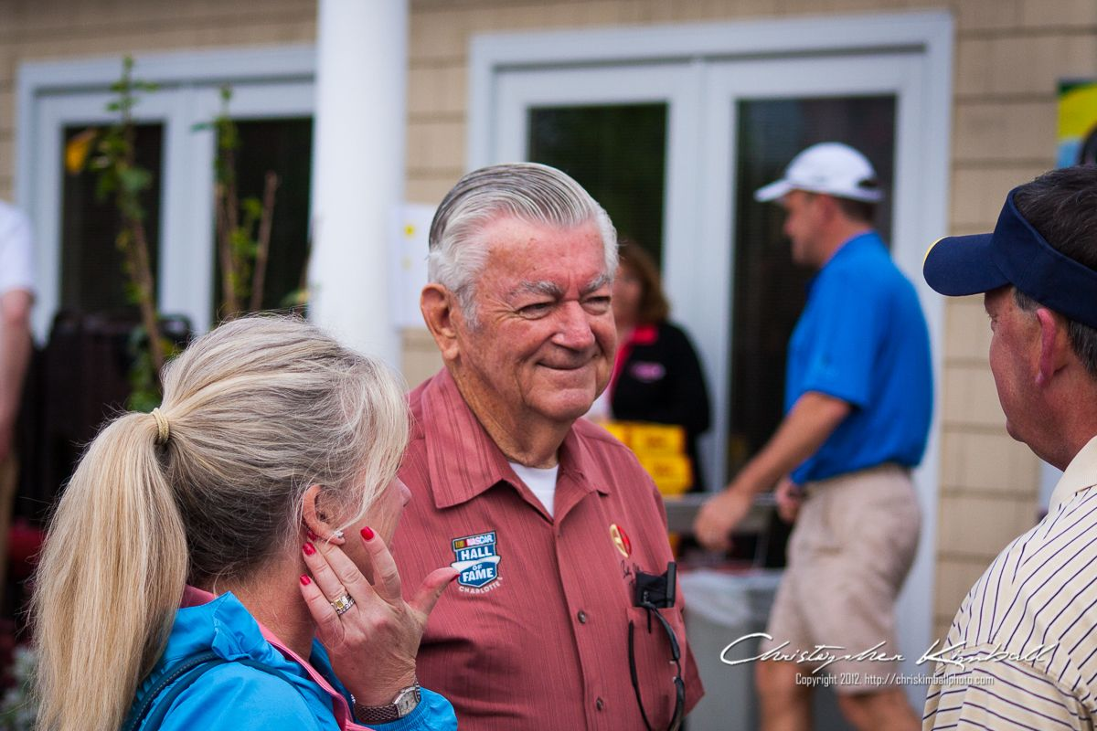 NASCAR Hall of Famer Bobby Allison made an appearance at the BRAKES Golf Tournament last week. The event raised money for Be Responsible and Keep Everyone Safe, a non-profit offering advanced drivers training to kids for free.