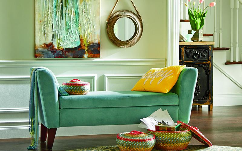 Spring Home Decor Ideas For Your Entryway
