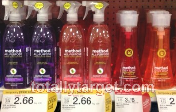 Method Cleaning Products Just 66 At Target After Deal