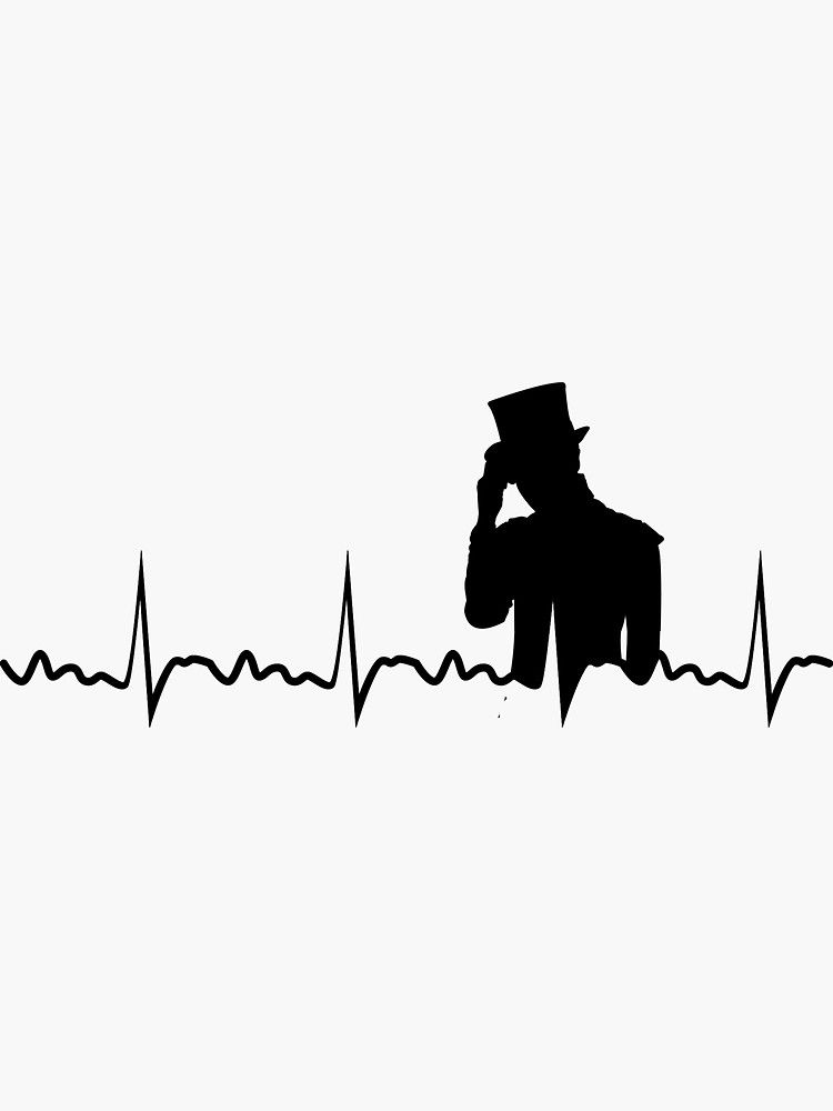 Anne Lister Hat Tip Heartbeat Sticker By Vikingelf Hat Tip In A Heartbeat Stickers