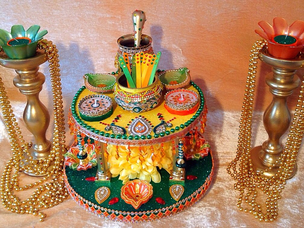A stunning oil and mehndi plate very traditional colours used for this creation. Check & A stunning oil and mehndi plate very traditional colours used for ...