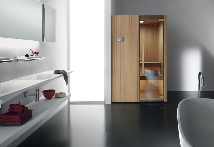La sauna come luogo del benessere. Nelle Spa e in casa